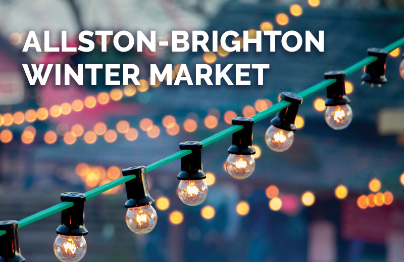 Allston Brighton Winter Market